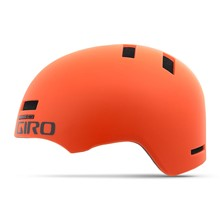 GIRO Section-mat vermilion-L