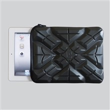 G-Form Extreme Sleeve 2 iPad 2-black