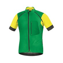 GORE Alp-X PRO WS SO Z-off Jersey-fresh green/cadmium yellow-XL
