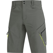 GORE Element Shorts-castor grey-S