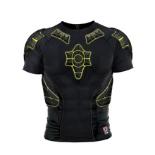 G-Form PRO-X Compression Shirt-black/yellow-M