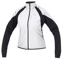 GORE Alp X II WS Zip-off Lady Jacket-white/black-40