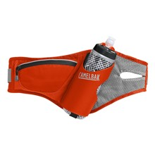 CAMELBAK Delaney Belt-Cherry Tomato/Black