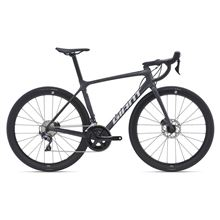 TCR Advanced 1+ Disc-Pro Compact L Gunmetal Black
