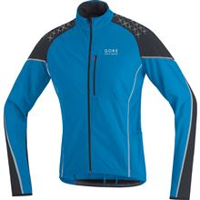 GORE Alp-X 2.0 Thermo Jersey-splash blue/black-M