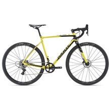 GIANT TCX SLR 1-M19-L-lemon yellow/black/gun metal black