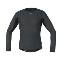 GORE Base Layer WS Thermo Shirt Lg-black-M