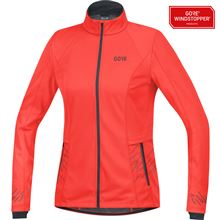 GORE R5 Women WS Jacket-lumi orange-40