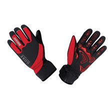 GORE Tool IV WS Glove-red/black-10