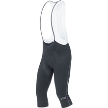 GORE C7 Partial Thermo 3/4 Bib Shorts+-black-M