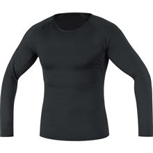 GORE M Base Layer Thermo Long Sleeve Shirt-black-L