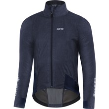 GORE C7 GTX Shakedry Cancellara Stretch Jacket-storm blue-XL
