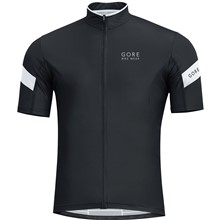 GORE Power 3.0 Jersey-black/white-XXL