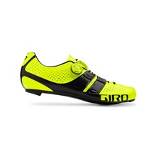 GIRO Factor Techlace Highlight Yellow/Black 44
