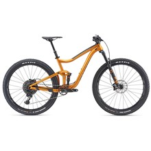 GIANT Trance 29er 1-M19-M-metallic orange/black
