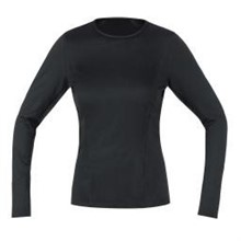 GORE Base Layer Lady Thermo Shirt Long-black-34