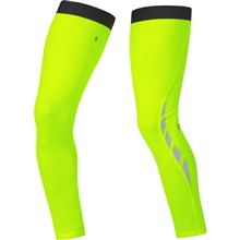GORE Visibility Thermo Leg Warmers-neon yellow-M