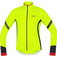 GORE Power 2.0 Thermo Jersey-neon yellow/black-M