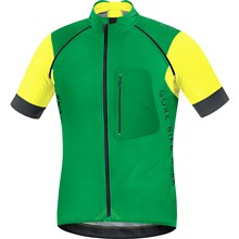 GORE Alp-X PRO WS SO Z-off Jersey-fresh green/cadmium yellow-L