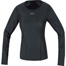 GORE M Women WS Base Layer Thermo L/S Shirt-black-36