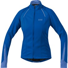 GORE Phantom Lady 2.0 WS Soft Shell Jacket-brilliant blue/blizzard blue-40