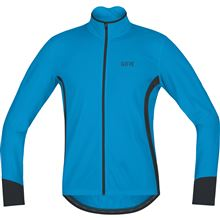 GORE C5 Thermo Jersey-dynamic cyan/black-M