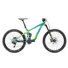 GIANT Reign Advanced 27.5 1-M16-S-green