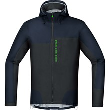 GORE Power Trail GTX Active Jacket-black iris/black-XL