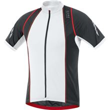 GORE Xenon 3.0 Jersey-white/black-XL