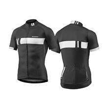 GIANT Podium SS Jersey-black/white-L