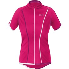 GORE Countdown 3.0 FZ Lady Jersey-berry red/thai pink-38