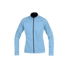 GORE Power SO Lady Jacket-clear blue/black-38