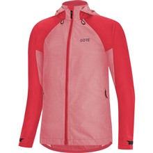GORE C5 Women GTX Trail Hooded Jacket-hibiscus pink-36