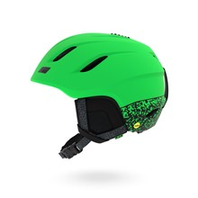 GIRO Nine MIPS Mat Bright Green L
