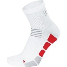 GORE Speed Socks MID-white/red-38/40
