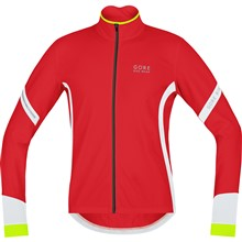 GORE Power 2.0 Thermo Jersey-red/white-XL
