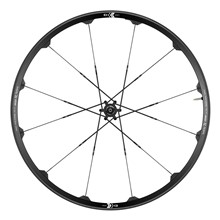 "CRANKBROS Wheelset Cobalt 3 Black 29"" Lefty-pár"