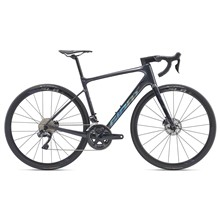 GIANT Defy Advanced Pro 0-M19-M-gun metal black/iris