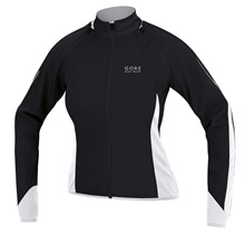 GORE Phantom III Lady Jacket-black/white-44