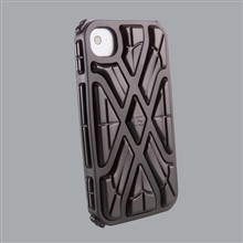 G-Form iPhone X-PROTECT 4 & 4S black shell