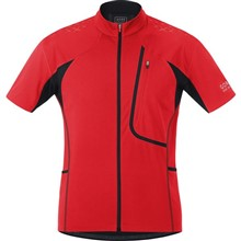 GORE Alp-X 3.0 Jersey-red/black-M
