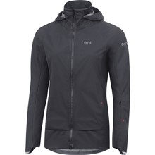 GORE C5 Women GTX Active Trail Hooded Jacket-terra grey-34