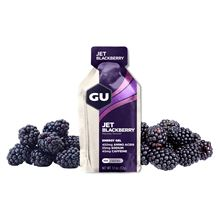 GU Energy Gel 32 g-jet blackberry 1 SÁČEK (balení 24ks)