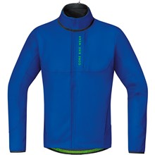 GORE Power Trail WS Soft Shell Thermo Jacket-brilliant blue-XL