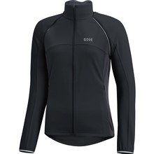 GORE C3 Women WS Phantom Zip-Off Jacket-black/terra grey-36
