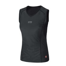 GORE Base Layer WS Lady Singlet-black-36