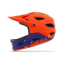 GIRO Switchblade MIPS Mat Vermilion/Purple L