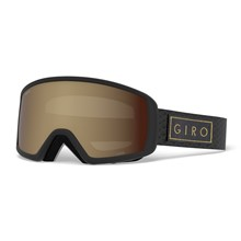 GIRO Gaze Black Gold Bar AR40