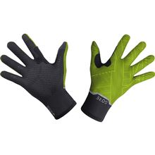 GORE GTX Infinium Stretch Mid Gloves-black/neon yellow-9
