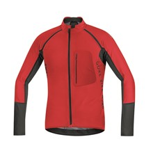 GORE Alp-X PRO WS SO Z-off Jersey-red/black-M